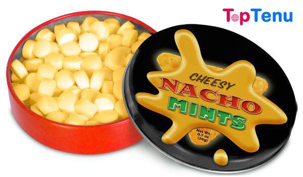 Nacho Cheese Mints