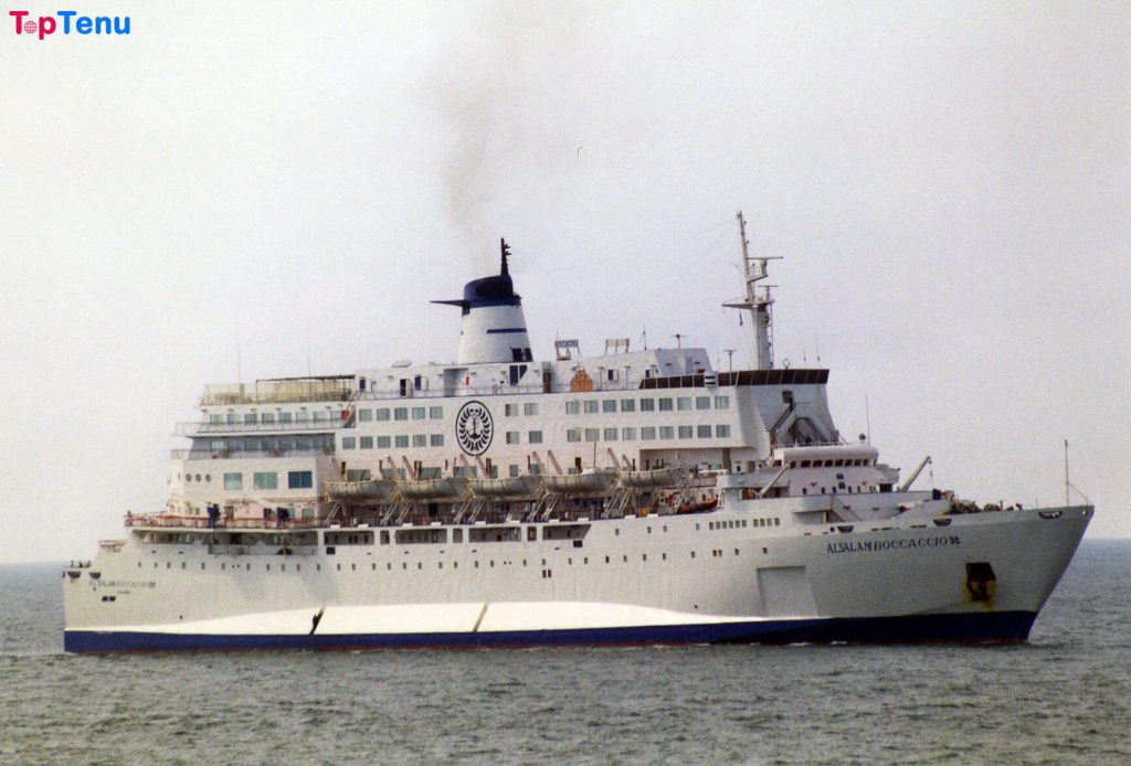 Worst Shipwrecks, Top 10 Worst Shipwrecks of the Century
