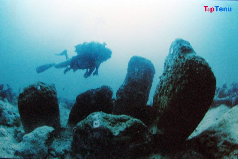 8 Incredible Underwater Discoveries Found in the Ocean