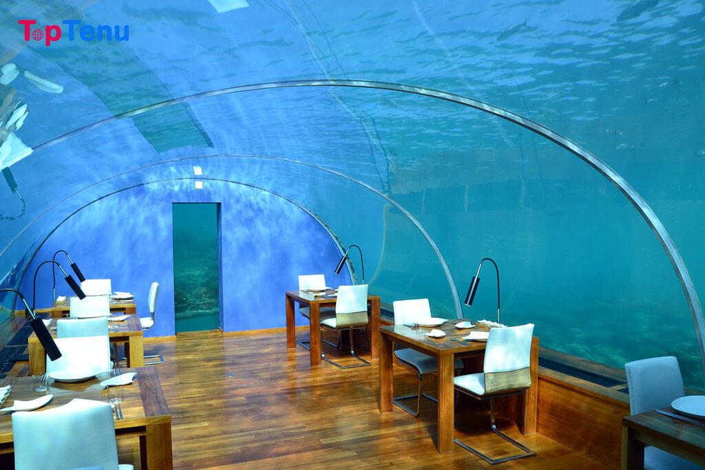 Underwater Hotels, 10 Most Unbelievable Underwater Hotels in the World