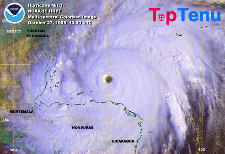 10 Most Damaging Hurricanes in History
