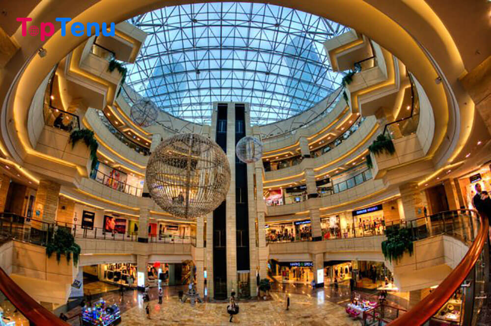Shopping Cities, Top 10 Shopping Cities in the world